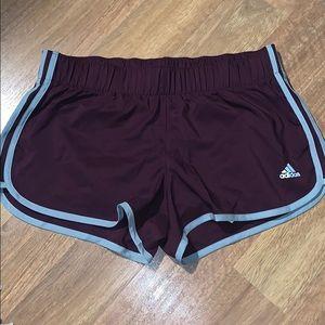 NWT- Adidas Running Shorts